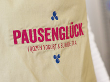 Pausenglück | Corporate-Design