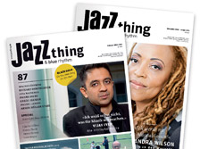 Jazz thing | Magazin